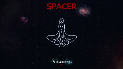 SPACER wallpaper 1